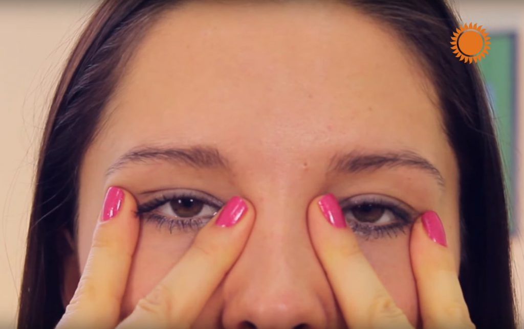 Гимнастика для лица от морщин: лучшие упражнения на видео и фото